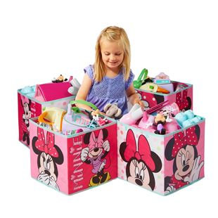 Obrázok Detské úložné boxy Minnie