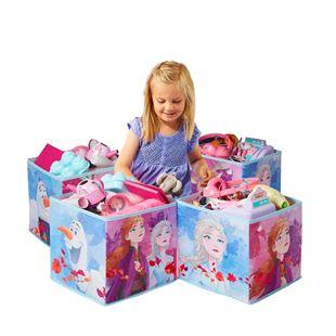 Obrázok Detské úložné boxy Frozen
