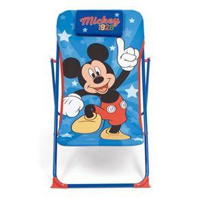 Obrázok Detské campingové ležadlo Mickey