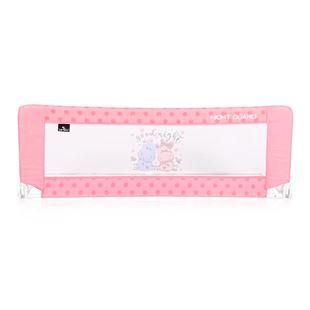 Obrázok Zábrana na posteľ Lorella PINK HIPPO