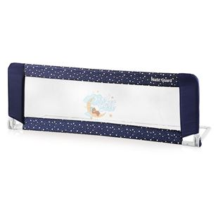 Obrázok Zábrana na posteľ Lorella BLUE GOOD NIGHT BEAR