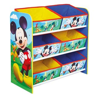 Obrázok Organizér na hračky Myšák Mickey