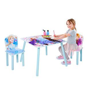 Obrázok Detský stôl s stoličkami Frozen