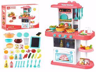 Obrázok Detská kuchynka s tečúcou vodou