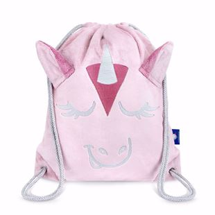 Obrázok Detský batôžtek Jednorožec - ružová