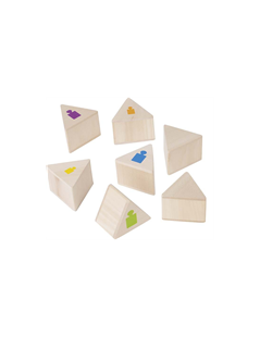 Obrázok Pamäťová hra hmotnosť, 12 dielov