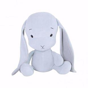 Obrázok Maznáčik Effik Bunny Modrý s šedými uškami