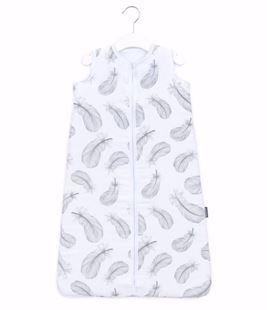 Obrázok Mušelínové spací vak Pírka- rôzne veľkosti