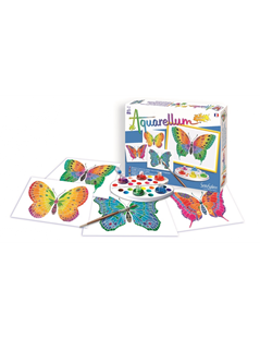 Obrázok Akvarely junior - Motýle