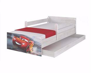 Obrázok Disney Detská posteľ Cars 3 - McQueen 180x90 cm