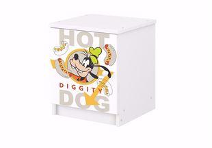 Obrázok Disney Nočný stolík Mickey