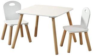 Obrázok Detský stôl s stoličkami scanda