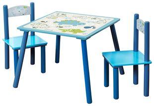 Obrázok Detský stôl s stoličkami Dino