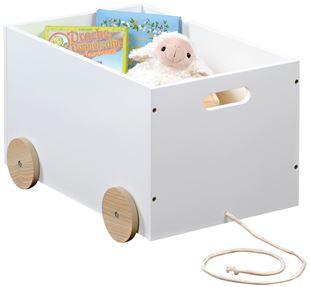 Obrázok Detský vozík na hračky scanda