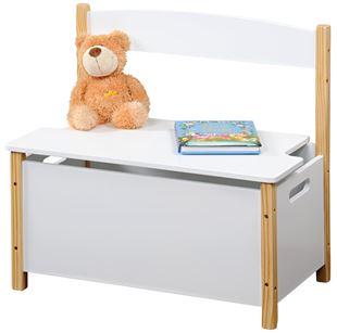Obrázok Detská lavica s úložným priestorom scanda