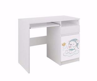 Obrázok Písací stôl N35 Medvedík v čiapočke