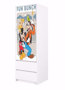 Obrázok Disney Šatník Mickey Mouse