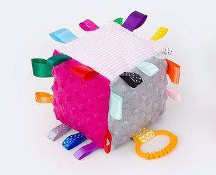 Obrázok Edukačná hračka Kocka - rôzne farby