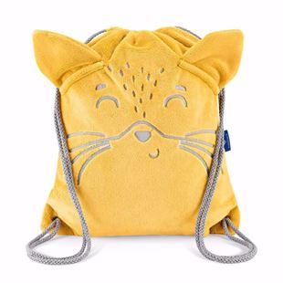 Obrázok Detský batôžtek Líštičky - Žltá