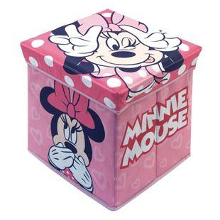 Obrázok Úložný box na hračky Minnie s vekom