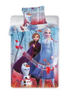 Obrázok z Detské obliečky Frozen - Nature is Magical 140x200 cm