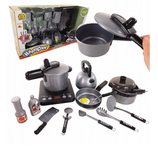 Obrázok Set kuchynského príslušenstva s varičom