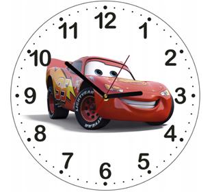 Obrázok Detské hodiny Autá