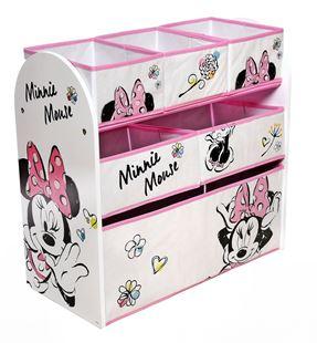 Obrázok Organizér na hračky Minnie Mouse