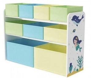 Obrázok Organizér na hračky Oceán