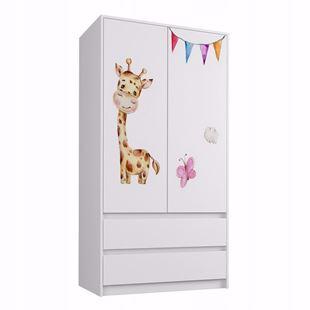 Obrázok Šatník Žirafka
