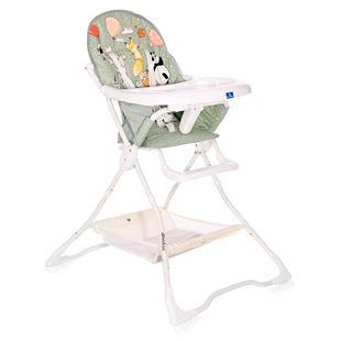 Obrázok Jedálenská stolička BONBON GREEN BIRTHDAY