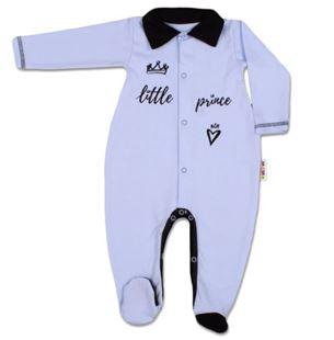 Obrázok Bavlnený overal Little Prince - modrý