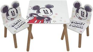 Obrázok Detský stôl s stoličkami Mickey Mouse