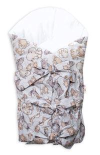 Obrázok Klasická retro šnurovacie zavinovačka Zoo - béžová / biela