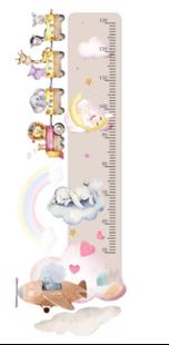 Obrázok Meter na stenu - Veselý vláčik