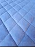 Obrázok z Motýlkový vankúš Retro chlapec - Modrá Velvet